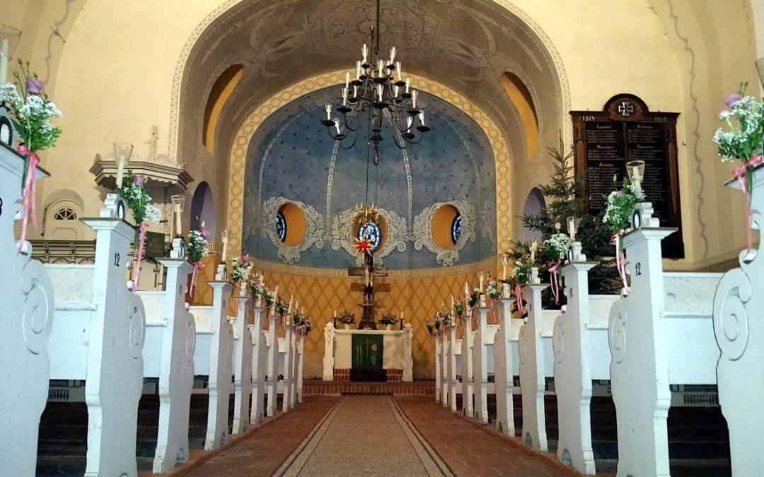 Chormusik erklingt in Lagendorfer Kirche