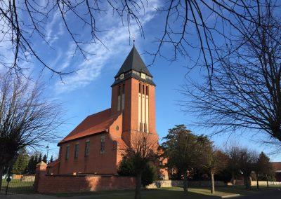Lagendorf Kirche