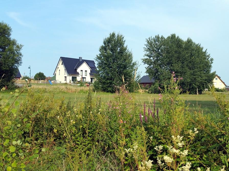 Bau- und Wohngebiet Dähre