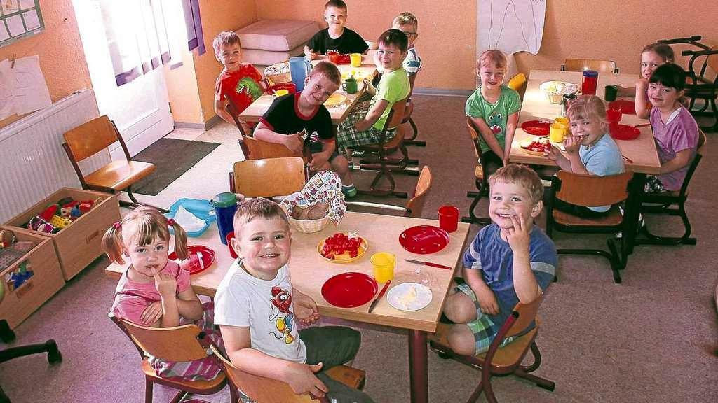 """Kindertagesstätte """"Haus der kleinen Hände"""""""