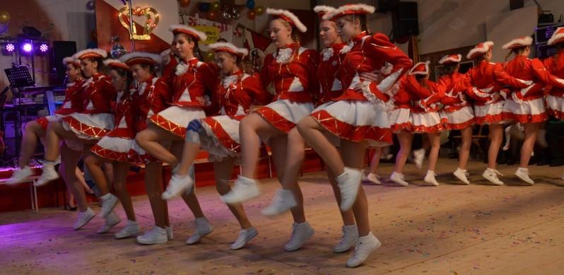 65. Jubiläum Karneval in Dähre