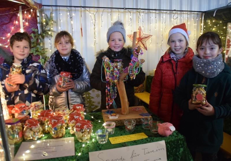 Hunderte Besucher beim Dährer Weihnachtsmarkt