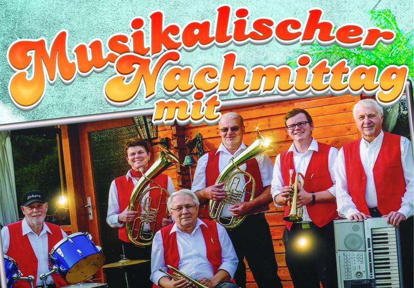 Musikalischer Nachmittag im Waldbad Dähre – 14. August