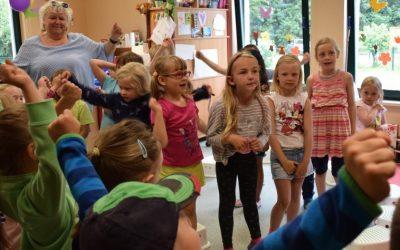 Abbendorfer mit Lied begrüßt