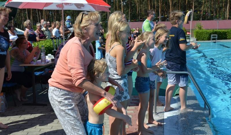 Waldbadfest in Dähre erweist sich als Besuchermagnet