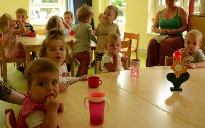 Wiesengrund-Kinder lieben das Auto