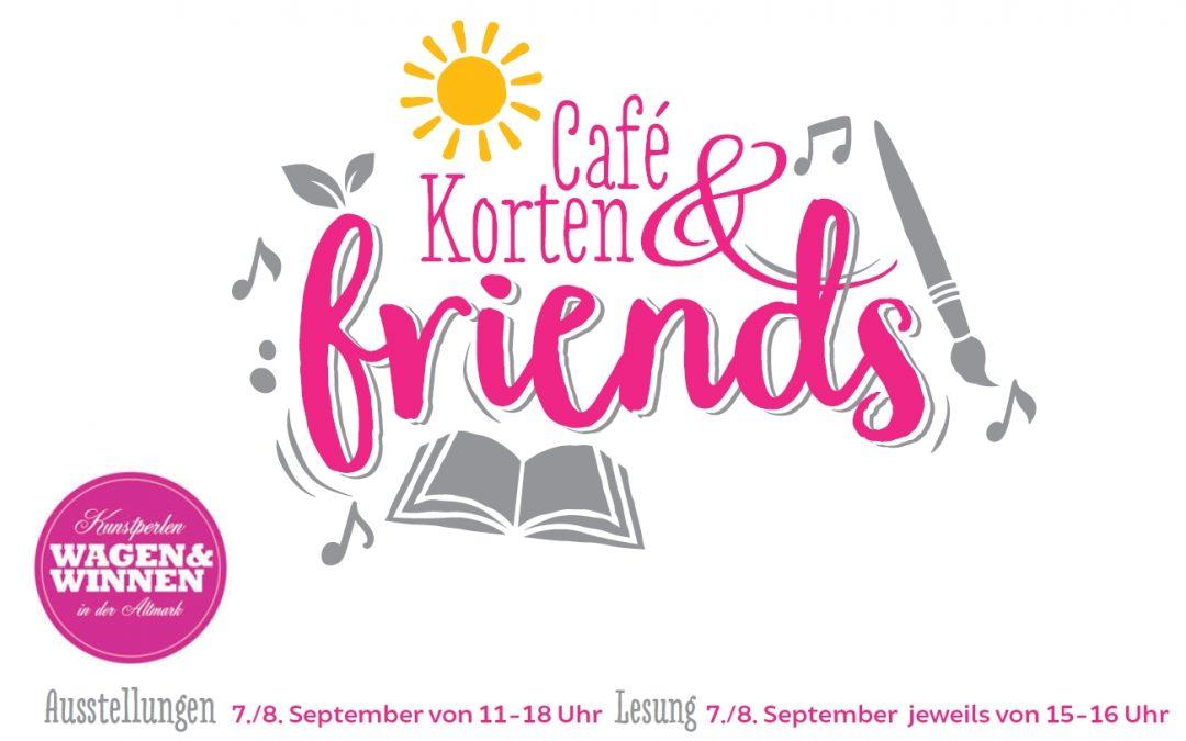 Ausstellungen 7./8. September von 11-18 Uhr Lesung 7./8. September jeweils von 15-16 Uhr