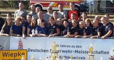 Landesmeistertitel für Kameraden aus der westlichen Altmark