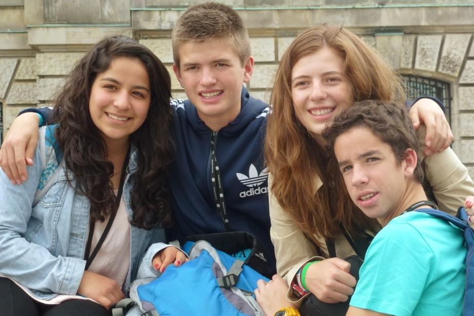 Südamerikanische Austauschschüler suchen Gastfamilien!