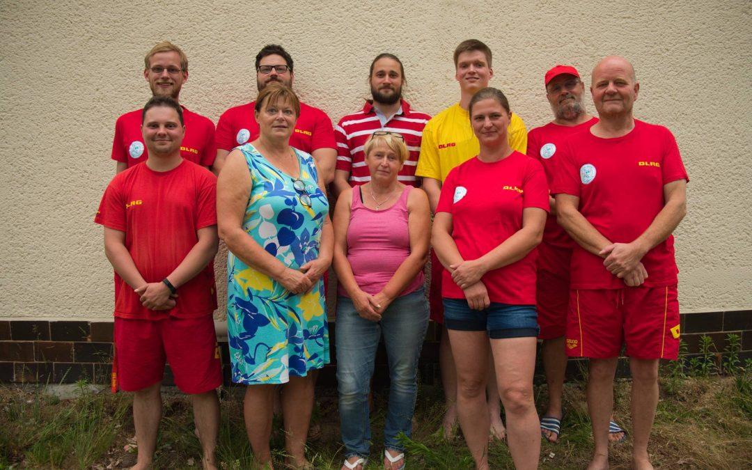 Vier erfolgreiche Jahre für Dährer Rettungsschwimmer